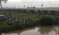 Hàng chục người nhái lặn tìm bé trai 15 tuổi bị đuối nước ở Sài Gòn