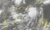 Bão số 1 suy yếu thành áp thấp nhiệt đới trong 24 giờ tới