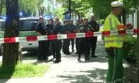 Nổ súng ở trạm tàu điện ở Munich khiến nhiều người bị thương