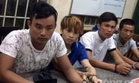 Truy xét nhóm thanh niên mang theo hung khí đến quán cà phê