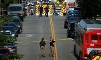 Xả súng nhắm vào các thành viên Quốc hội Mỹ khiến nhiều người bị thương