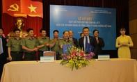 Cục An ninh mạng- Bộ Công an và Tổng Công ty Hàng không Việt Nam ký kết quy chế phối hợp