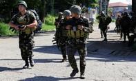 Lính Mỹ đã hiện diện tại Philippines giúp chiến đấu chống phiến quân Maute