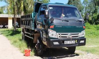 Bắt được tài xế xe tải gây ra tai nạn khiến 2 người thương vong