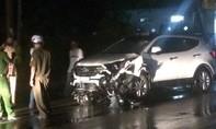 Hai ô tô gặp nạn tại Đồng Nai, 4 người thương vong