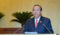 Phó Thủ tướng Trương Hòa Bình: Tập trung giải quyết nhiều vấn đề nóng
