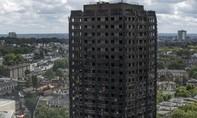 Vụ cháy ở London: Nhiều khả năng không nhận dạng được hết các thi thể