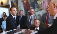 Đảng non trẻ của Macron thắng vang dội trong kỳ bầu cử quốc hội Pháp
