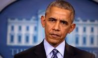 Obama chỉ trích quyết định rút khỏi hiệp định về khí hậu của Trump