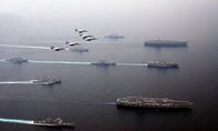 Nhật-Mỹ tập trận trong sự kiện chưa có tiền lệ