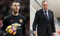 Real Madrid khẳng định không theo đuổi De Gea