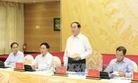 Chủ tịch nước Trần Đại Quang: Các hoạt động trong Tuần lễ Cấp cao APEC 2017 cần mang dấu ấn Việt Nam