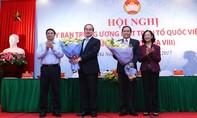 Ông Trần Thanh Mẫn làm Chủ tịch UB Trung ương MTTQ VN