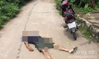 Điều tra nam thanh niên dựng xe máy, rồi nằm chết giữa đường