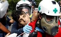 Binh sĩ Venezuela bắn chết người biểu tình