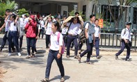 Quảng Nam: 892 thí sinh vắng trong kỳ thi THPT quốc gia 2017