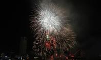 Đội Ý xuất sắc vô địch pháo hoa quốc tế Đà Nẵng