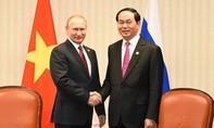 Việt-Nga: Tiếp tục cùng tiến bước