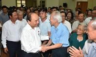 Tiếp xúc cử tri, Thủ tướng đối thoại về nhiều vấn đề 'nóng'