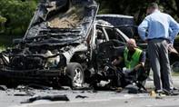 Cục trưởng cục tình báo quân đội Ukraine bị ám sát ở thủ đô giữa ban ngày