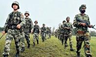 Trung Quốc cáo buộc lính Ấn Độ xâm phạm lãnh thổ