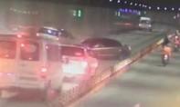 Chạy ngược chiều hoặc không bật đèn trong hầm đường bộ bị phạt bao nhiêu?