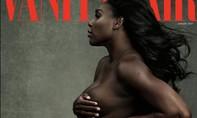 Serena Williams chụp ảnh khỏa thân khoe bụng bầu