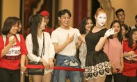 Hấp dẫn màn trình diễn hoạt náo tại Sun World Danang Wonders