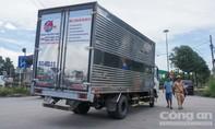 Chủ phương tiện có thể bị phạt từ 28 - 64 triệu đồng nếu xe quá tải