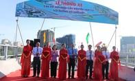 Thông xe hai nhánh cầu kết nối giữa cầu Nguyễn Văn Cừ và Võ Văn Kiệt