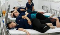 Hàng trăm công nhân nhập viện trong tình trạng nôn mửa tại Bình Dương