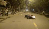 Ngã xe trong đêm, người đàn ông thiệt mạng