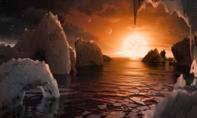 NASA tìm thấy 7 hành tinh giống với Trái Đất