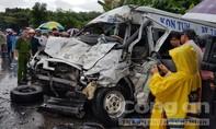 Tai nạn xe khách làm 14 người thương vong: Thêm một nạn nhân tử vong
