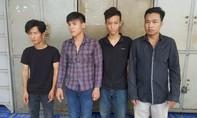 Bắt băng nhóm đánh cô gái trẻ cướp xe SH giữa Sài Gòn