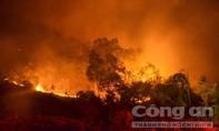 2.000 người trắng đêm dập 'chảo lửa' ngùn ngụt ở Hà Nội