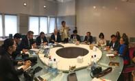 Đoàn cán bộ tuyên giáo, báo chí TP.HCM thăm và trao đổi kinh nghiệm tại Sputniknews