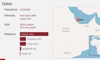 Mỹ nghi tin tặc Nga đứng sau vụ tung tin giả gây bất đồng ở Qatar