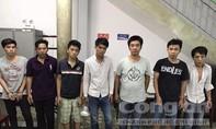 'Khóa tay' băng nhóm thực hiện hàng loạt vụ trộm cắp