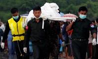 Trục vớt thêm thi thể nạn nhân vụ rơi máy bay Myanmar