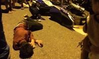"""Cô gái """"tuổi teen"""" đuổi bắt tên cướp giật điện thoại ở Sài Gòn"""
