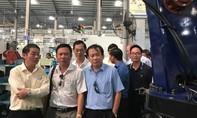 Tham quan dây chuyền lắp ráp, sản xuất xe ô tô của THACO Trường Hải