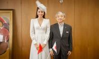 Hoa hậu Phạm Hương được chào đón nồng nhiệt ở Nhật Bản