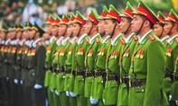 Lực lượng Công an nhân dân gương mẫu đi đầu trong thực hiện Nghị quyết Trung ương 4, khóa XII