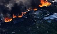 Máy bay quân sự Mỹ rơi ở Mississippi khiến ít nhất 5 người thiệt mạng