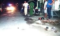 Nam thanh niên chở ba gây tai nạn chết người