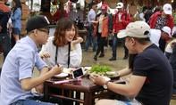 'Say' trong Lễ hội ẩm thực Tây Bắc Sun World Fansipan Legend