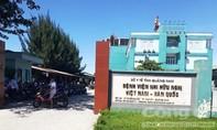 Báo cáo nguyên nhân cháu bé 3 tuổi tử vong ở bệnh viện Nhi Quảng Nam