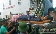 Vụ tàu chìm gần đảo Ngư: Đã tìm được 8 người, trong đó có 1 người tử vong