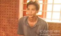 Bắt nam thanh niên cắt cổ mẹ vợ 'hờ'